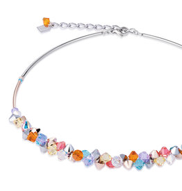 Coeur de Lion Collier 4938/10-1522, multicolor pastell 1