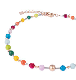 Coeur de Lion Collier 4949/10-1500, multicolor