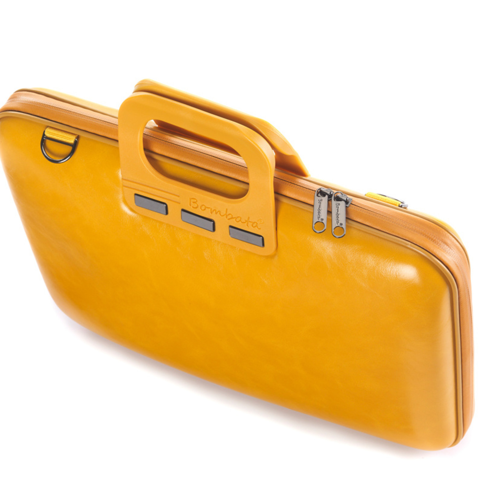 """Bombata Taschen Laptoptasche 15,6"""" I Bombata Evolution I gelb I Notebook"""