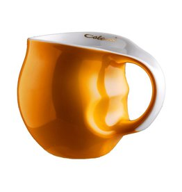 Colani Porzellanserie Colani Kaffeebecher orange