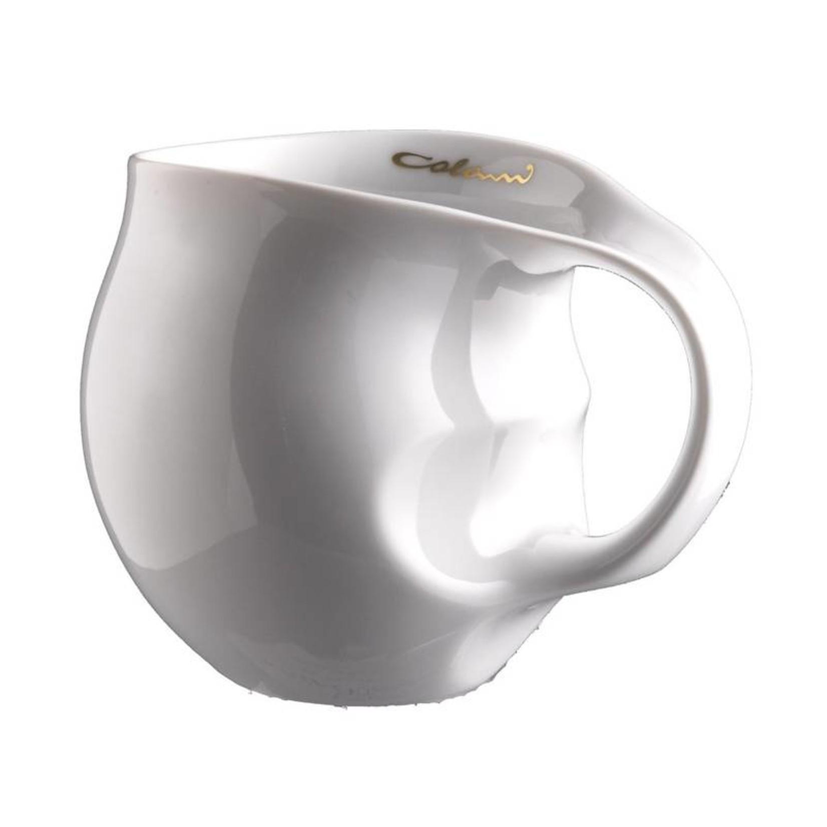 Colani Porzellanserie Colani Kaffeebecher | weiß | Porzellan | Luigi Colani Design