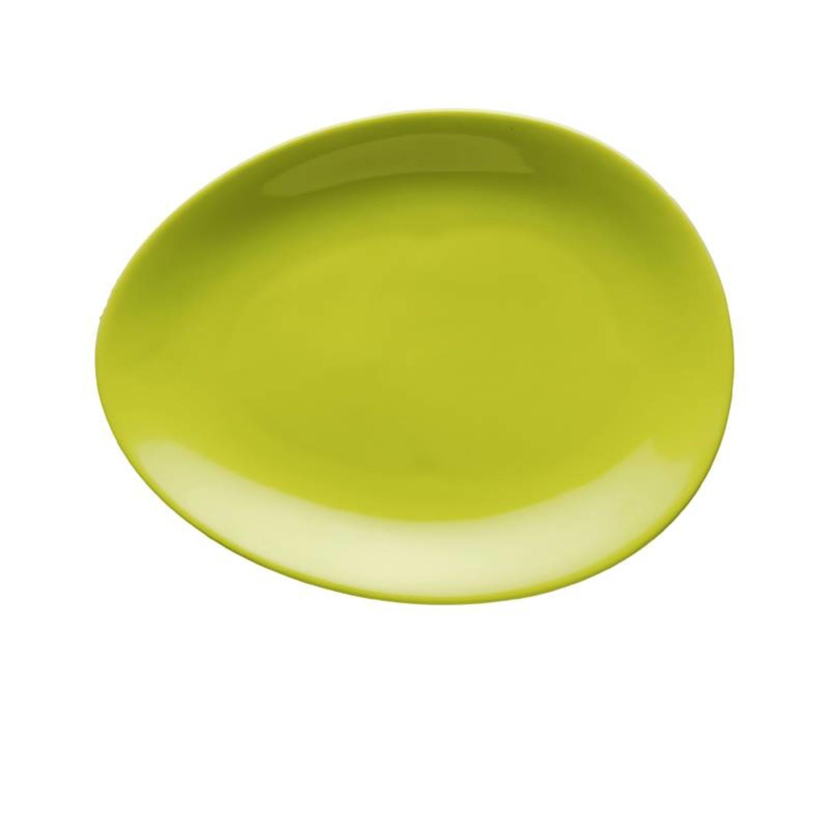 Colani Porzellanserie Colani Dessertteller | grün | Frühstücksteller Luigi Colani Design
