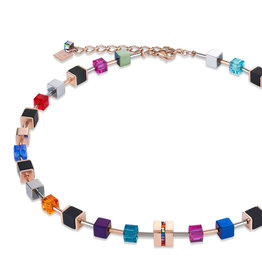 Coeur de Lion Collier 4980/10-1500, multicolor