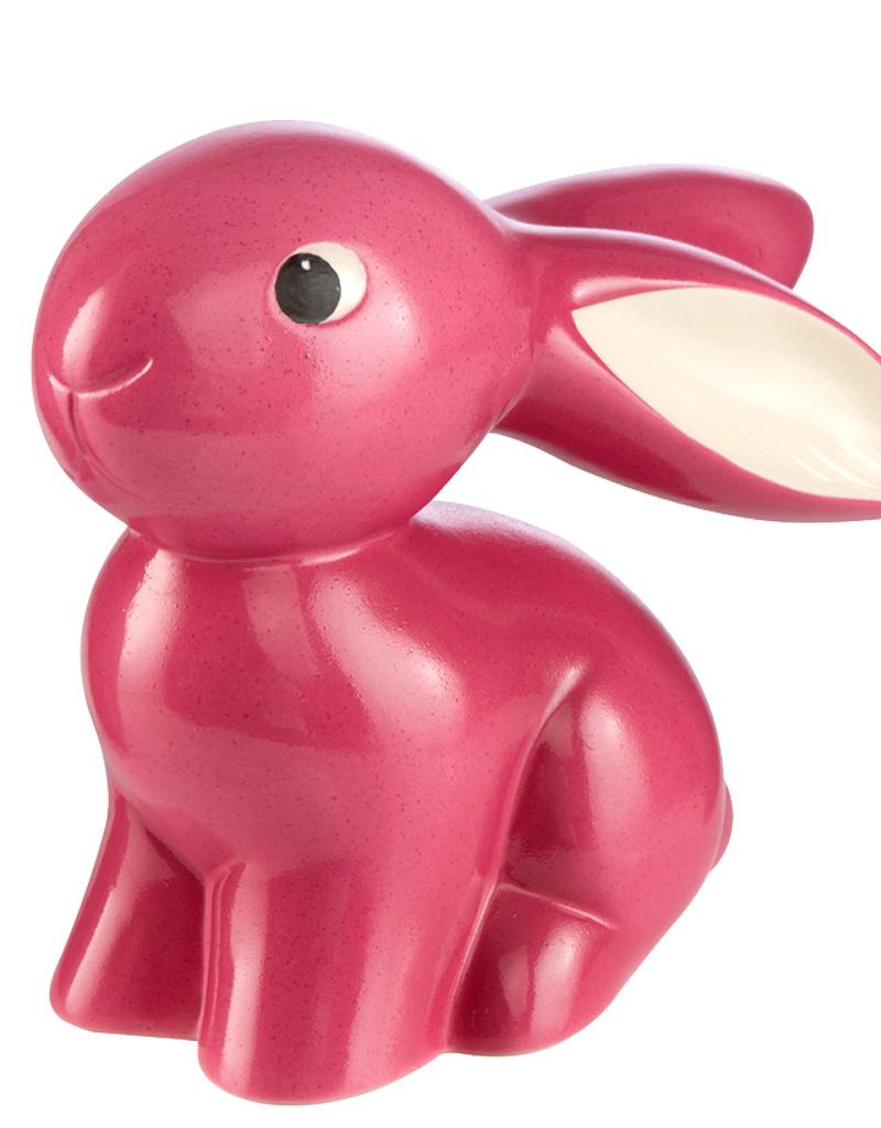 Goebel Porzellanmanufaktur Pink Cute Bunny I Bunny de luxe I Goebel Porzellan