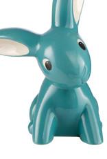 Goebel Porzellanmanufaktur Turquois Bunny I Bunny de luxe I Goebel Porzellan I modern