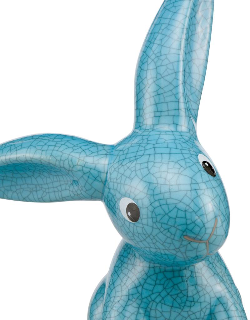 Goebel Porzellanmanufaktur Ocean Blue Bunny I Bunny de luxe I Goebel Porzellan