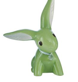 Goebel Porzellanmanufaktur Green Big Bunny, 25 cm