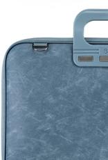 "Bombata Taschen Laptoptasche 15,6"" I Bombata Denim I Notebooktasche jeansblau"