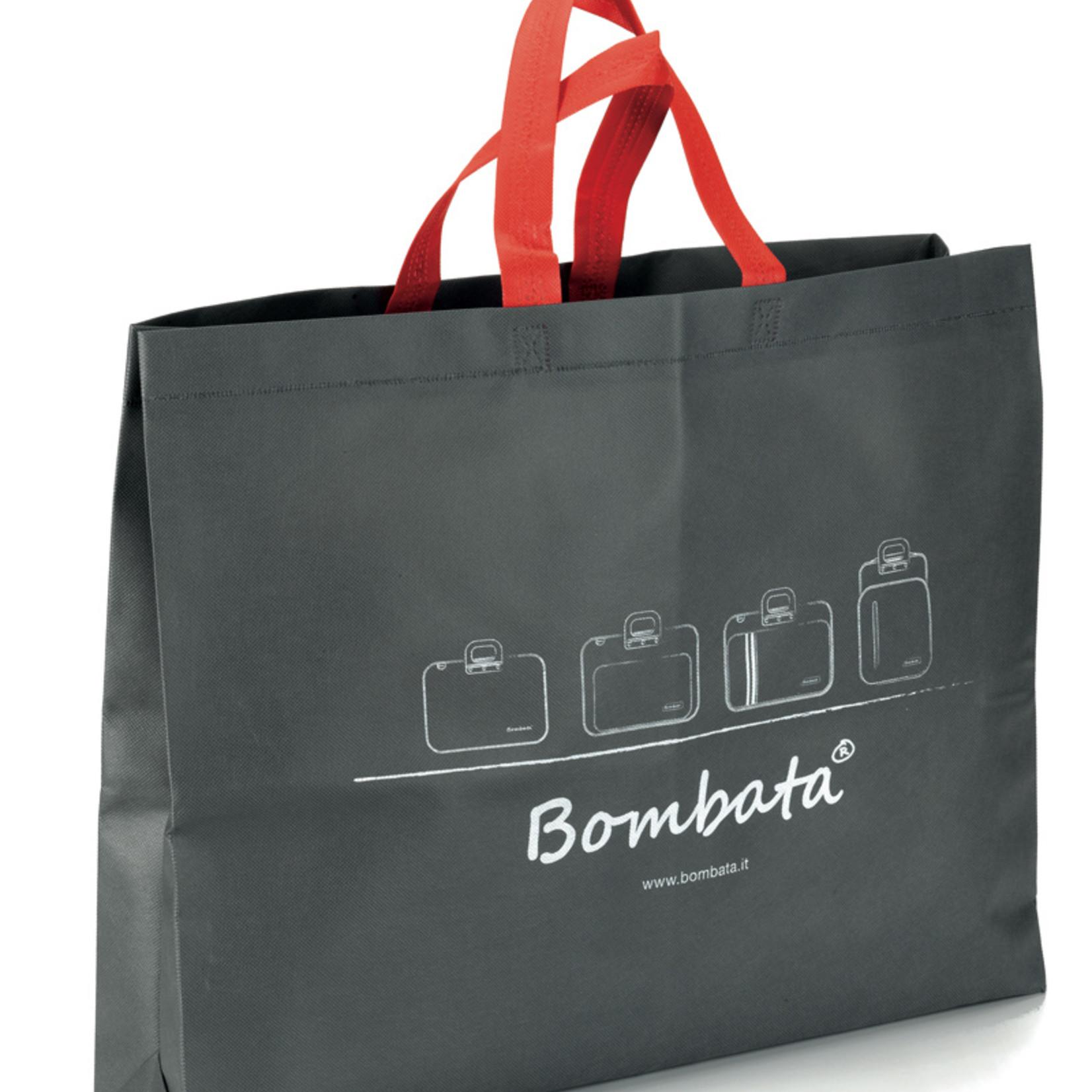 """Bombata Taschen Laptoptasche 15,6""""   Bombata Shiny Cocco   Notebooktasche weinrot"""