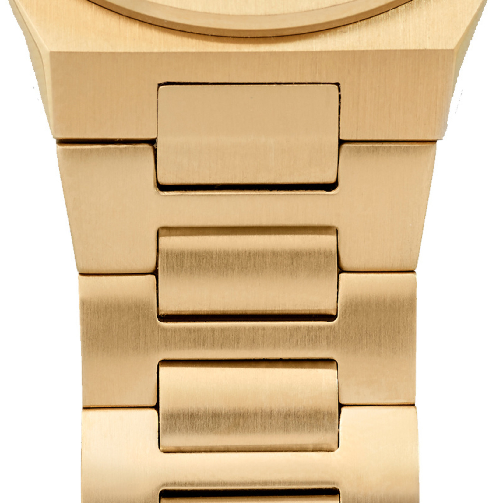 Cluse Cluse Uhr Vigoureux gold-schneeweiß I Edelstahl H-Link gold