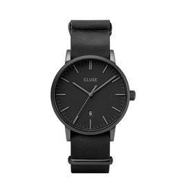 Cluse Cluse Uhr Aravis schwarz