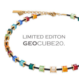 Coeur de Lion Collier 4975/10-1500,  multicolor