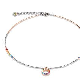 Coeur de Lion Collier 4973/10-1500, multicolor
