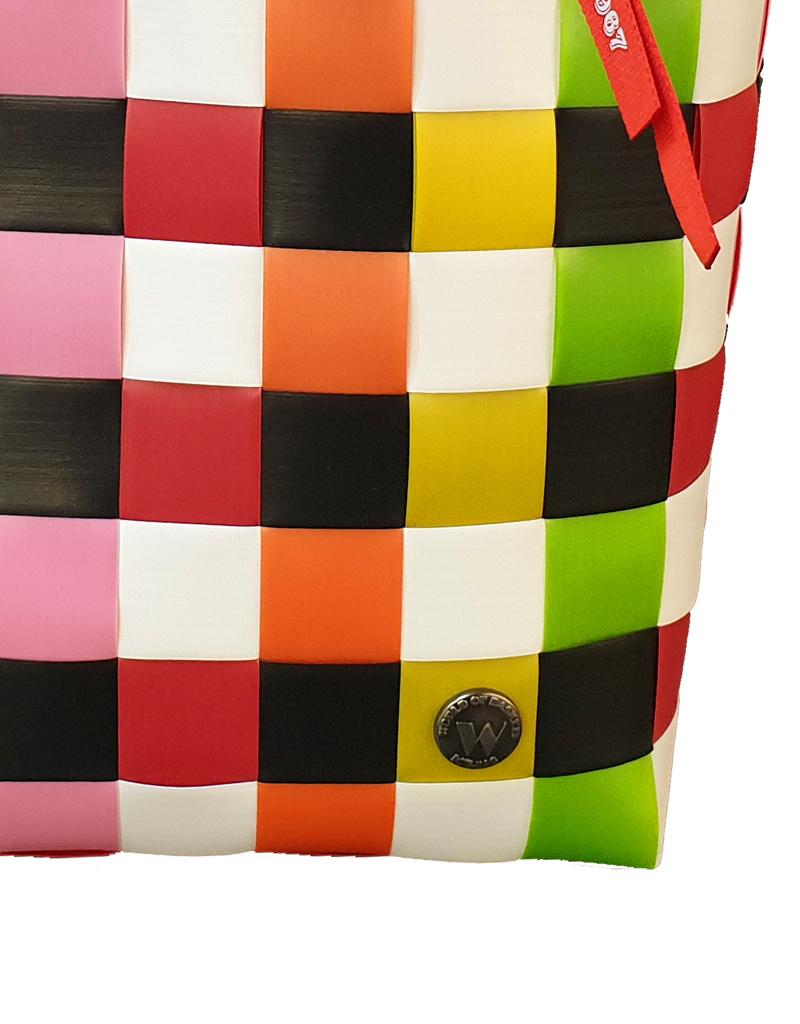 ICE BAG Taschen ICE BAG Shopper 5009-11 I Original Witzgall Tasche I bunt