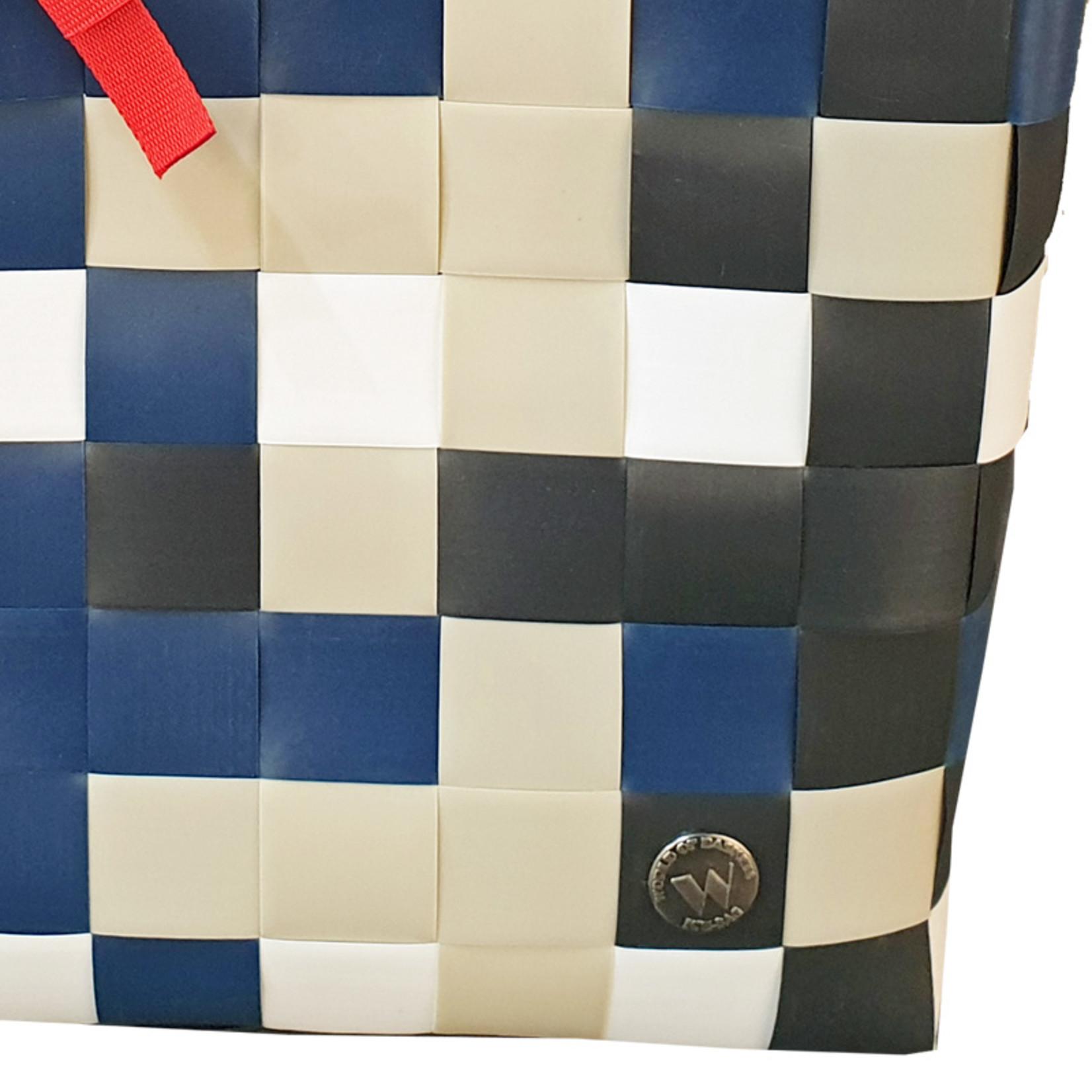 ICE BAG Taschen ICE BAG Shopper 5009-65 I Original Witzgall Tasche I blau-beige