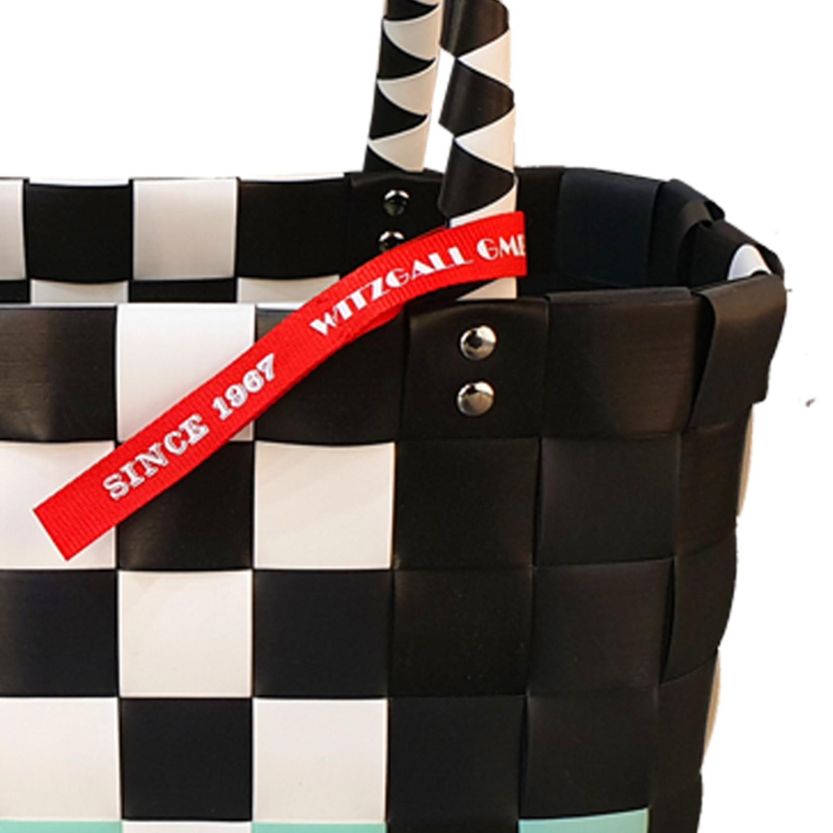 ICE BAG Taschen ICE BAG Shopper 5009-48 I Original Witzgall Tasche I grün-schwarz