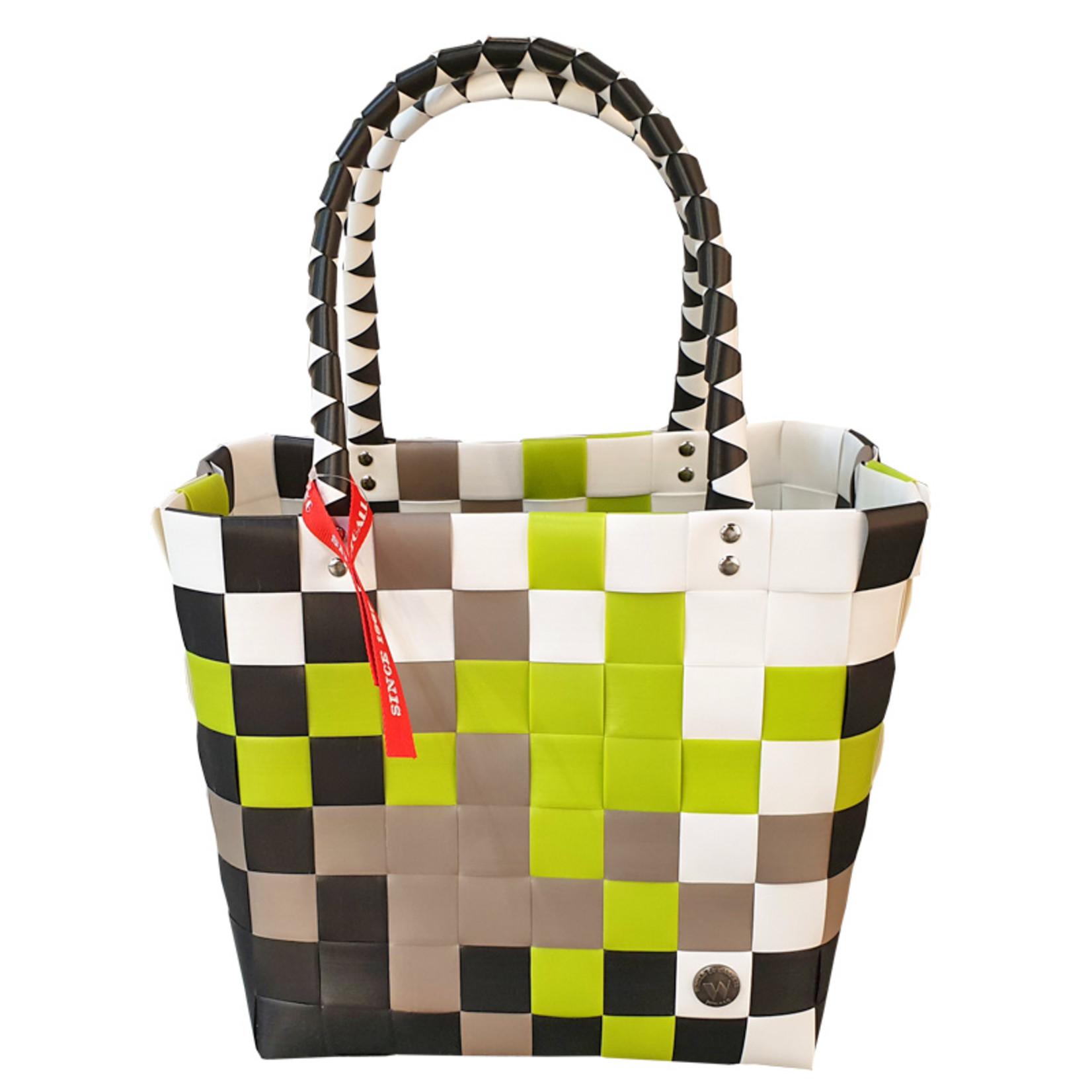 ICE BAG Taschen ICE BAG Shopper 5009-82 I Original Witzgall Tasche I  grün-beige
