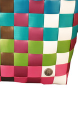 ICE BAG Taschen ICE BAG Shopper 5009-88 I Original Witzgall Tasche I bunt kariert