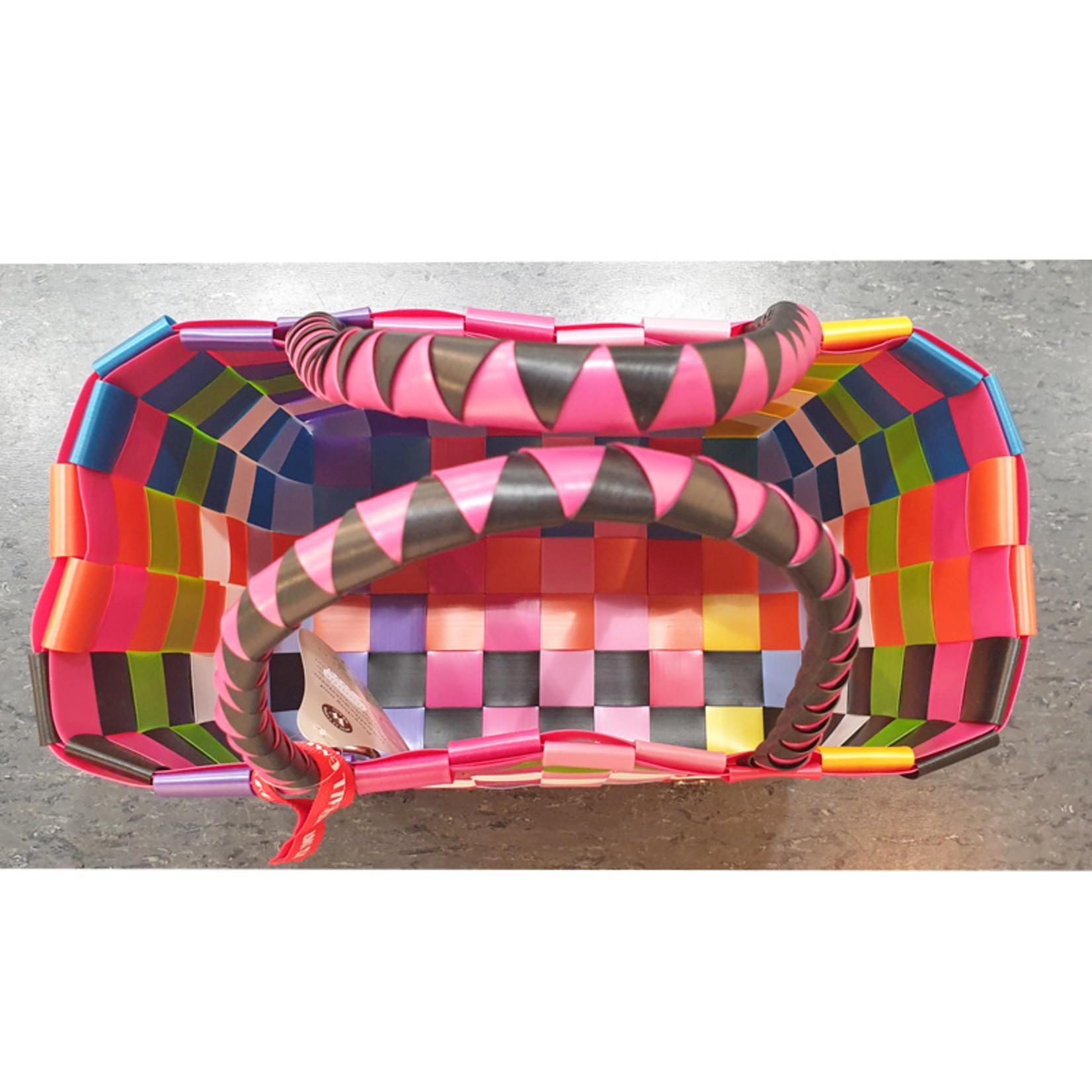 ICE BAG Taschen ICE BAG Shopper 5009-85 I Original Witzgall Tasche I rosa-bunt