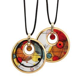 Goebel Porzellanmanufaktur Kette, Kreise im Kreis