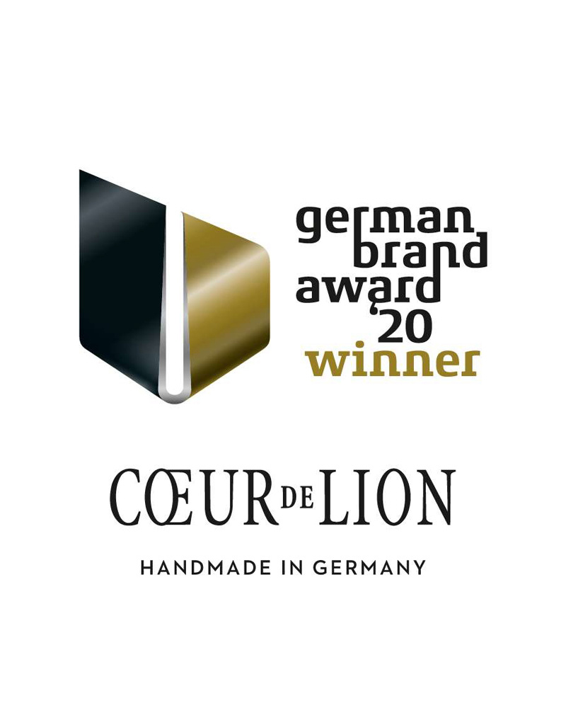 Coeur de Lion Ohrhänger 2838/20-0841I lila-rot-blau I GeoCUBE® Würfel