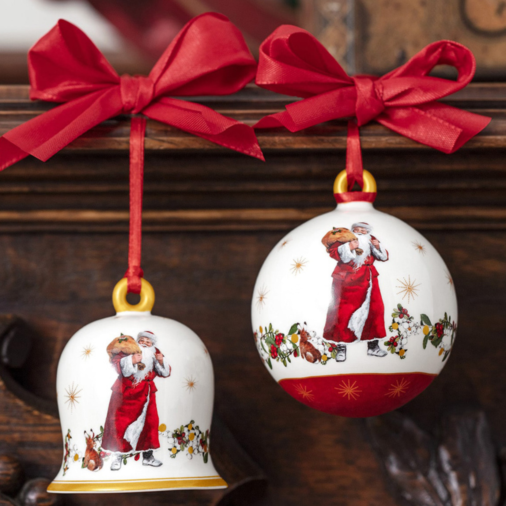 Villeroy & Boch  Jahresglocke 2020 | Villeroy & Boch Annual Christmas Glocke