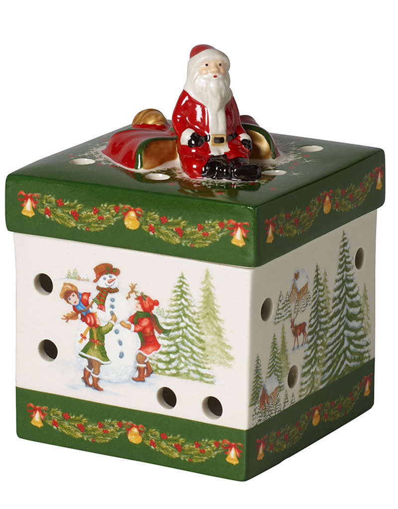 Villeroy & Boch  Windlicht, eckig I Villeroy & Boch I Geschenkpaket I Christmas Toys