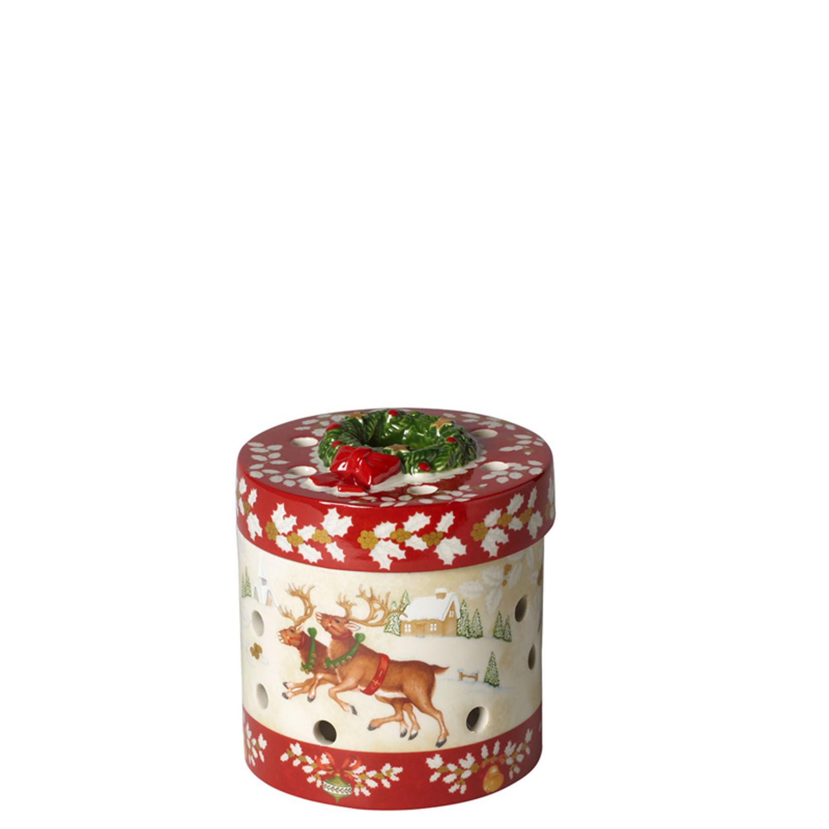 Villeroy & Boch  Windlicht, rund   Villeroy & Boch   Geschenkpaket   Christmas Toys