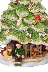 Villeroy & Boch  Spieluhr + Windlicht Weihnachtsbaum I Villeroy & Boch I Fairytale Park