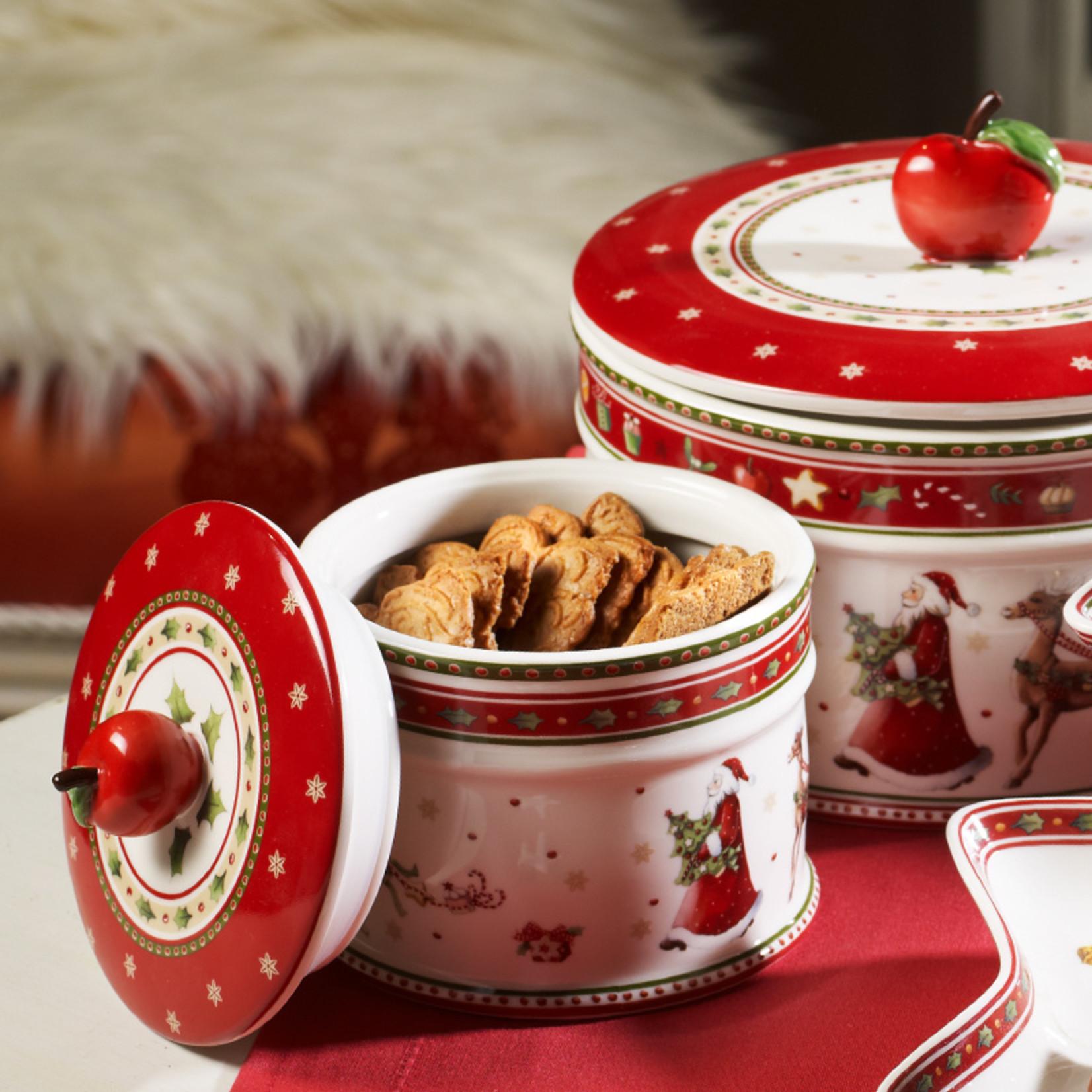 Villeroy & Boch  Villeroy & Boch Gebäckdose I Winter Bakery Vorratsdose klein
