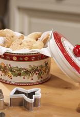 Villeroy & Boch  Villeroy & Boch Gebäckdose I Winter Bakery Vorratsdose mittel