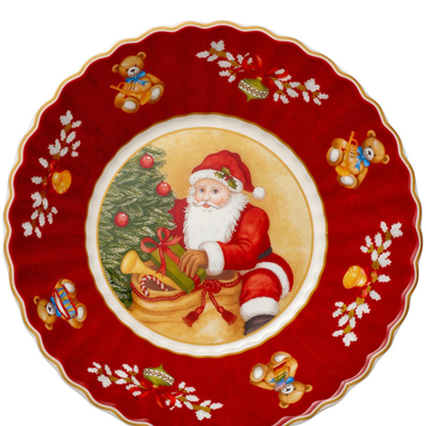 Villeroy & Boch  Villeroy & Boch Schale, klein   Toy´s Fantasy   Weihnachtsmann