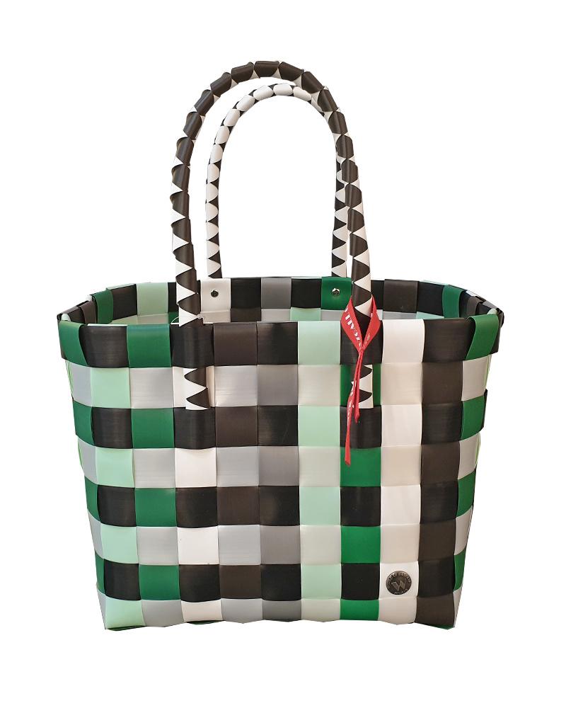ICE BAG Taschen ICE BAG Shopper 5010-47 I Original Witzgall Tasche I grün mix