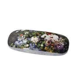 "Goebel Porzellanmanufaktur Brillenetui ""Frühlingsblumen"""