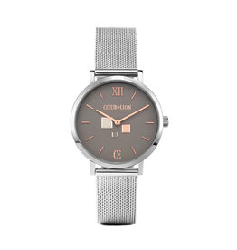 Coeur de Lion Uhr 7600/70-1724, cool grey