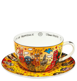 Goebel Porzellanmanufaktur Tasse City of Romance -  J.Rizzi
