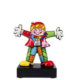 Goebel Porzellanmanufaktur Figur Hug Too -  R. Britto