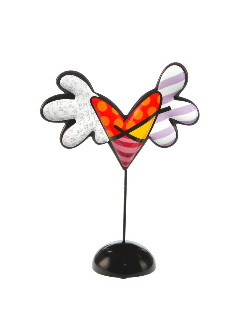 Goebel Porzellanmanufaktur Herz Love is Colorful | Romero Britto | Goebel Porzellan