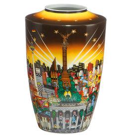 Goebel Porzellanmanufaktur Vase My Berlin, Your Berlin - C. Fazzino