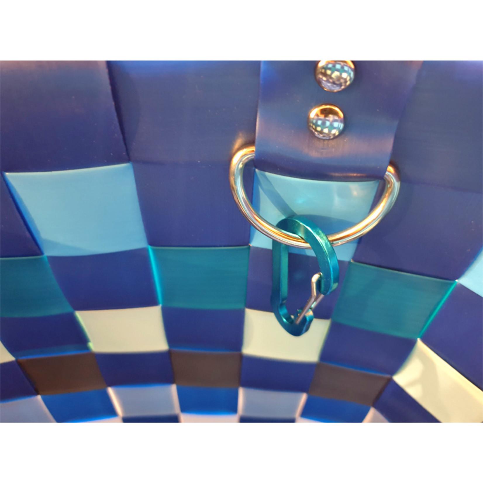 ICE BAG Taschen ICE BAG Shopper 5009-43   Original Witzgall Tasche   blau-silber
