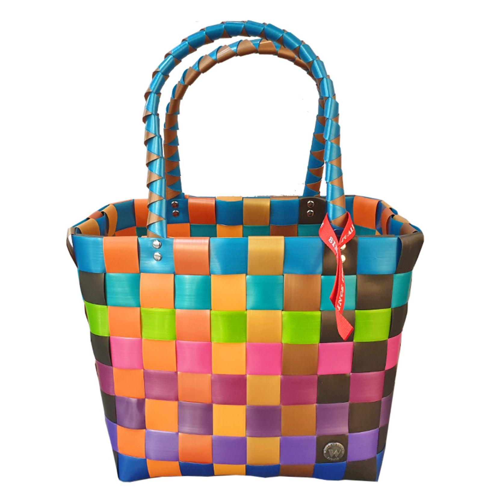 ICE BAG Taschen ICE BAG Shopper 5009-99   Original Witzgall Tasche   bunt-kariert