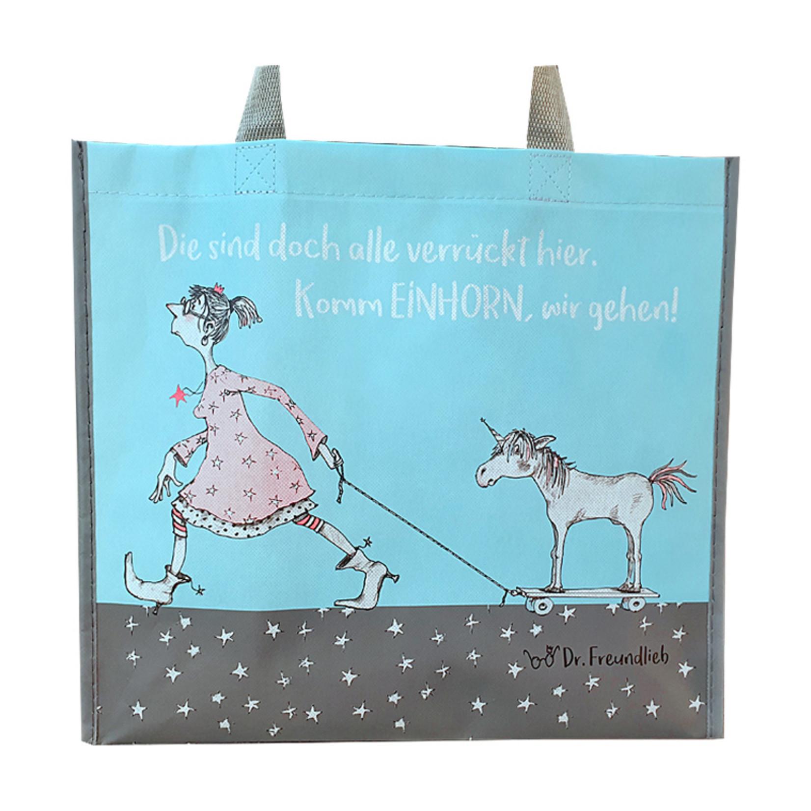 Goebel Porzellanmanufaktur Tasche Einhorn | Barbara Freundlieb | Goebel Accessoires