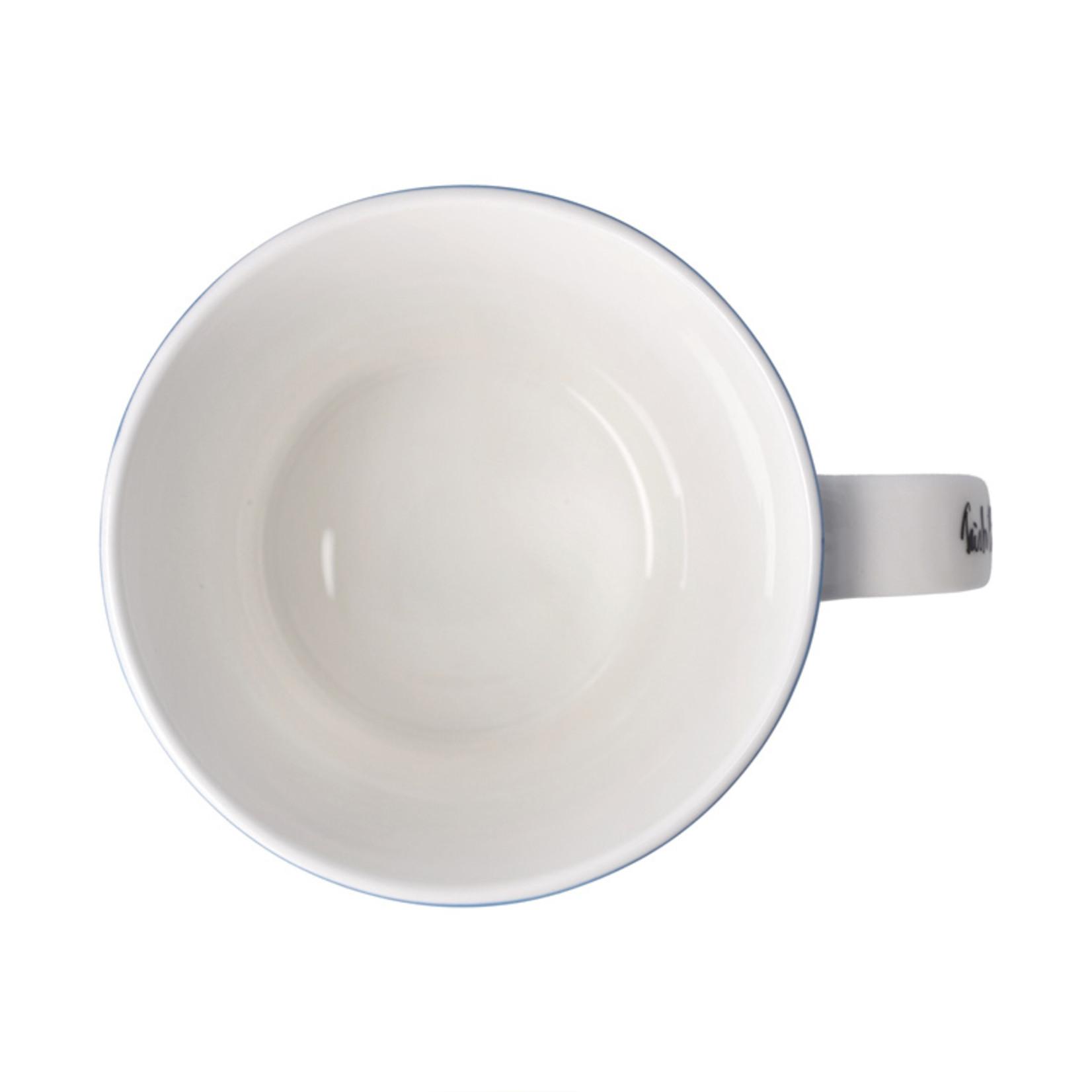 Goebel Porzellanmanufaktur Tasse Margarita Girl | Trish Biddle | Goebel Porzellan