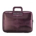 """Bombata Taschen Laptoptasche Shiny Cocco 15,6"""", violett"""