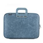 """Bombata Taschen Laptoptasche Denim 15,6"""", jeansblau"""