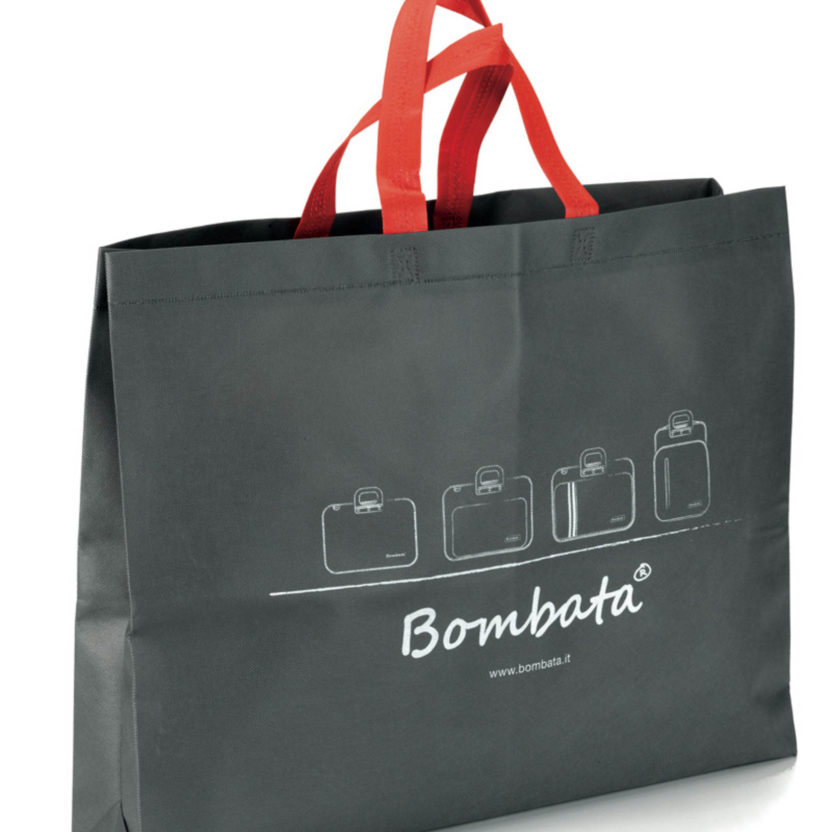 "Bombata Taschen Laptoptasche 13"" | Mediobombata Classic | dunkelblau"