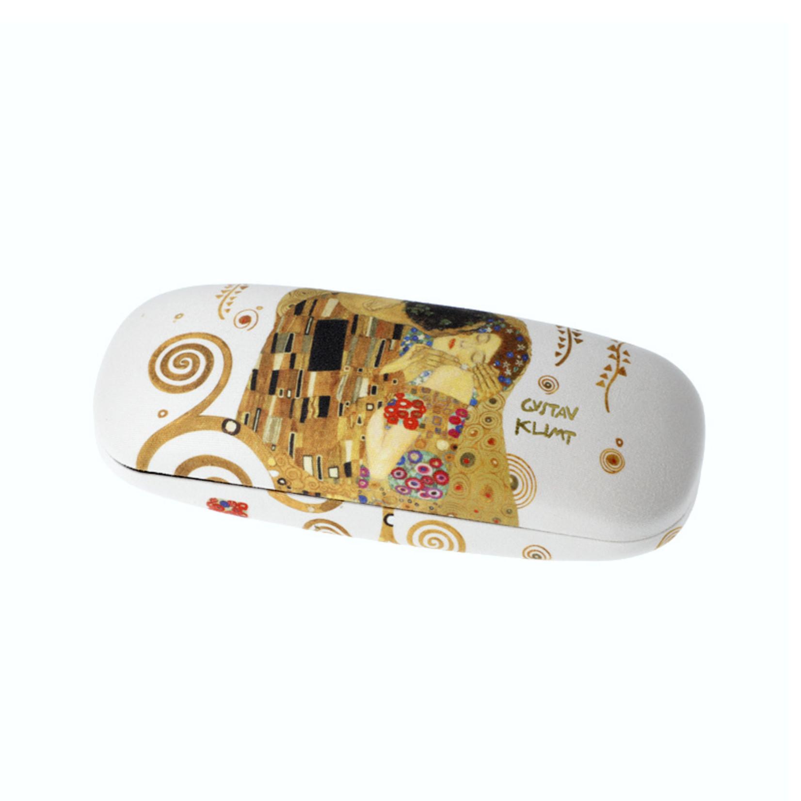 "Goebel Porzellanmanufaktur Brillenetui ""Der Kuss"" | Gustav Klimt | Goebel Accessoires"