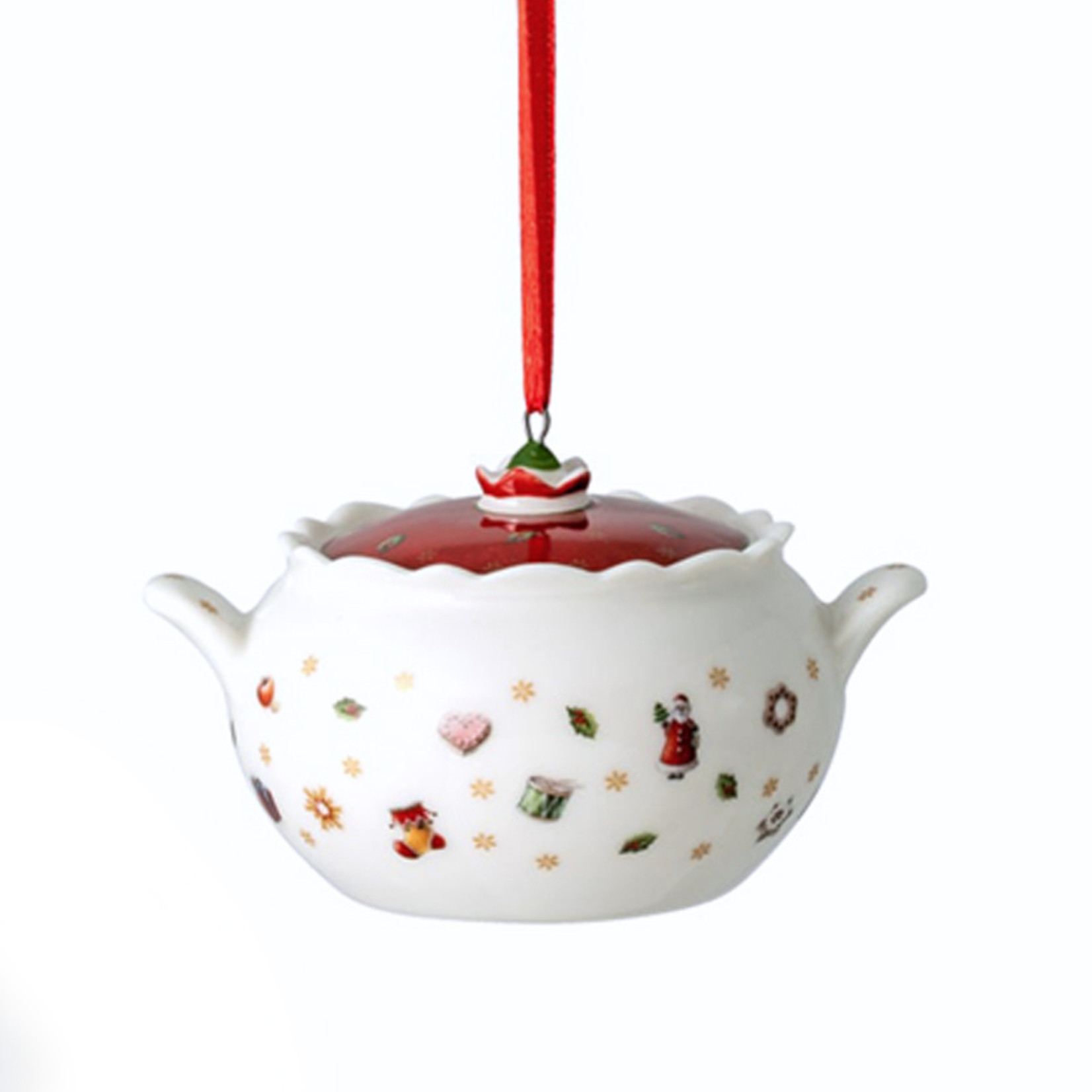 Villeroy & Boch  Hänger Set Servierteile | Villeroy & Boch Toy's Delight Decoration