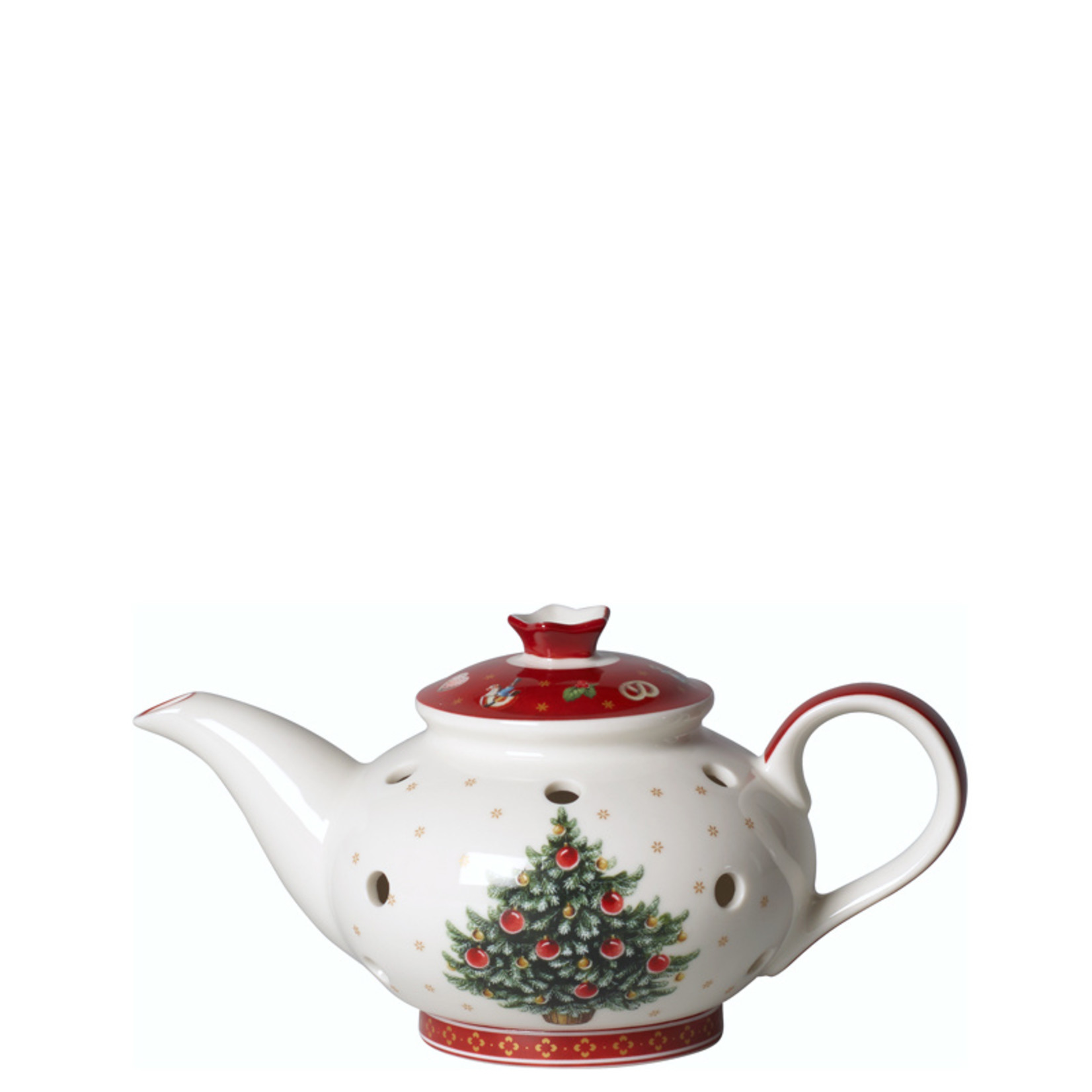 Villeroy & Boch  Teelichthalter Kaffeekanne   Villeroy & Boch Toy's Delight Decoration