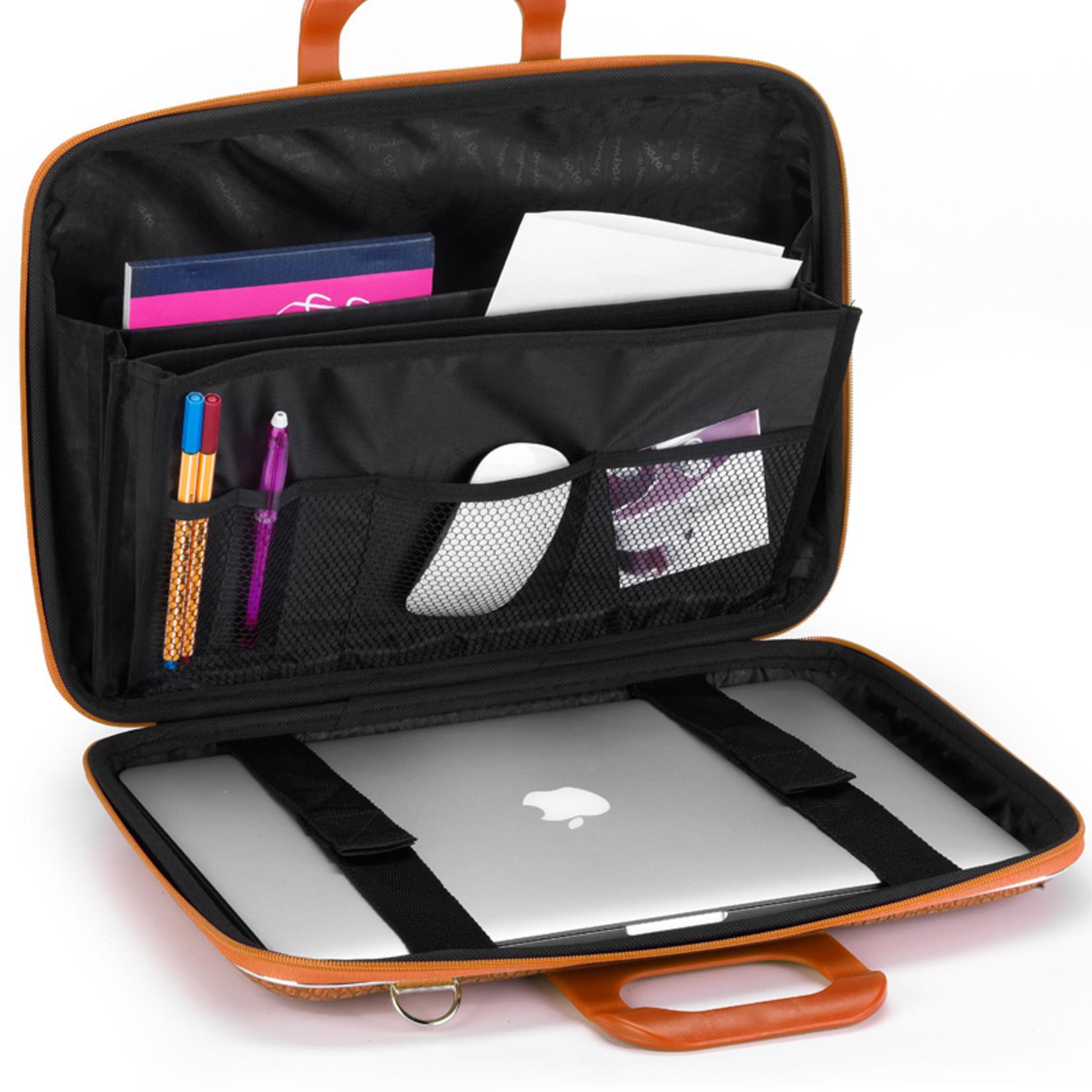 """Bombata Taschen Laptoptasche 15,6""""   Bombata Cocco   Notebooktasche braun"""